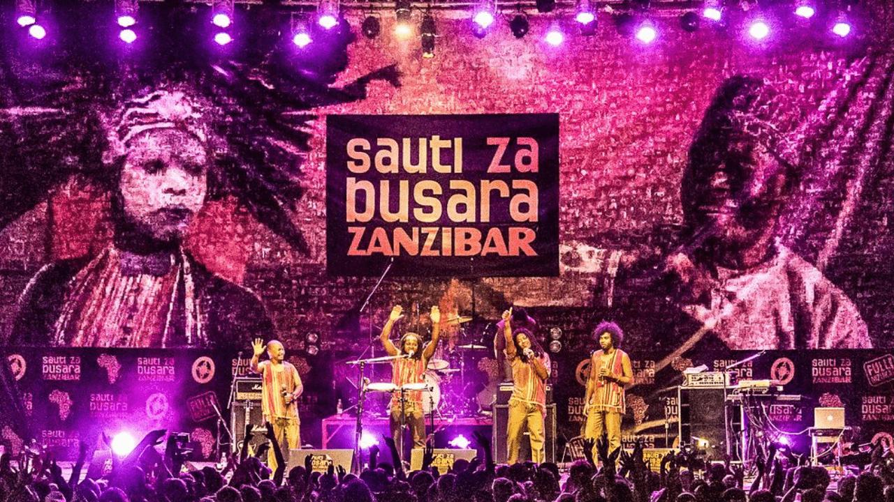 Sautiza Busara Music Celebration in Tanzania winter