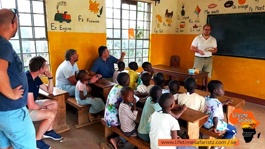 Tanzania Volunteer Program