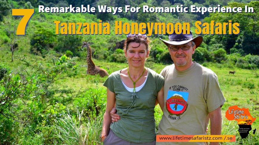 Tanzania Honeymoon Safaris