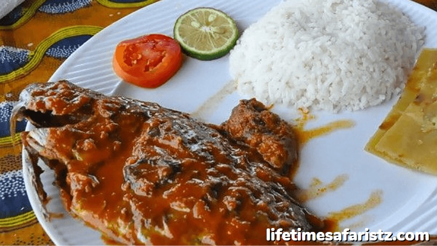 Tanzania Is Home To Distinctive And Delicious Cuisine