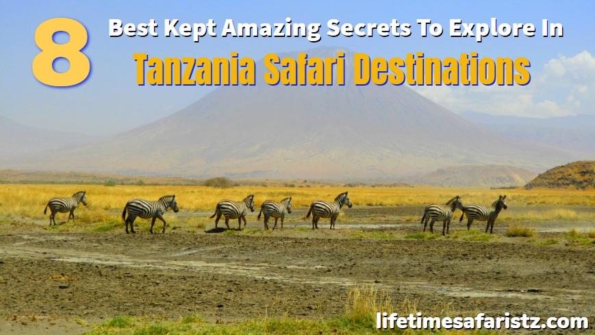 Tanzania Safari Destination