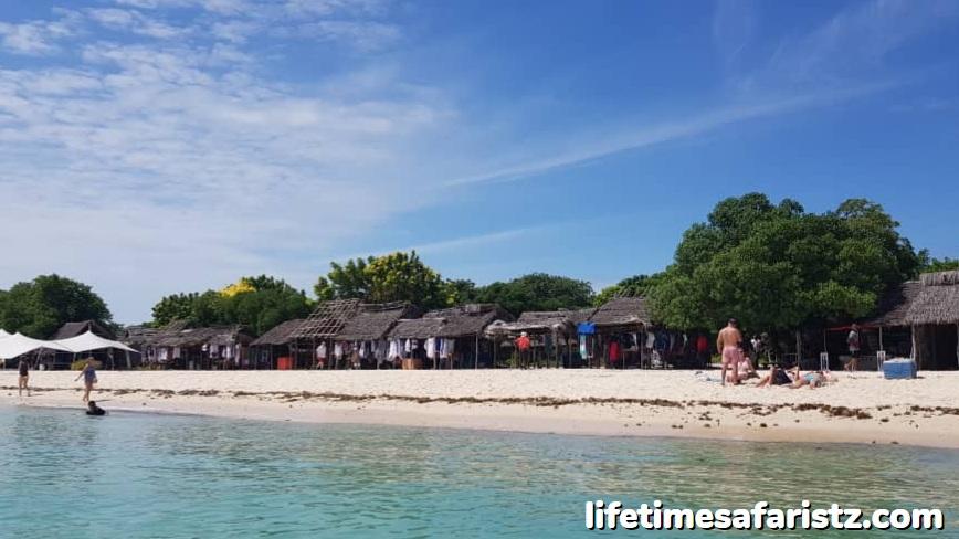 The Beaches Of Zanzibar Are Stunning