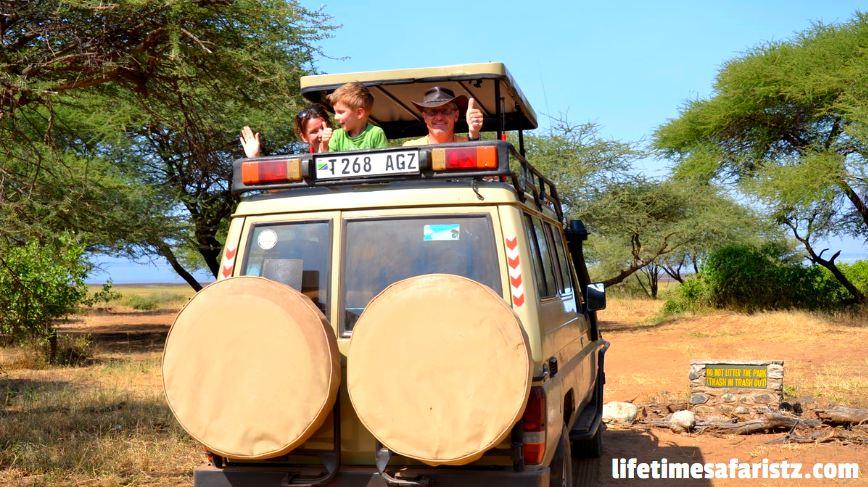 Tanzania Budget Safari