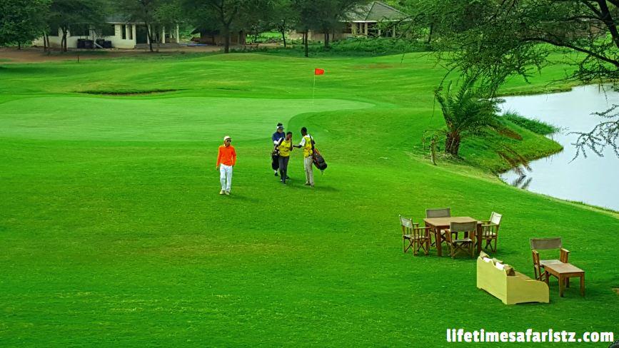 Golf Safari Tanzania