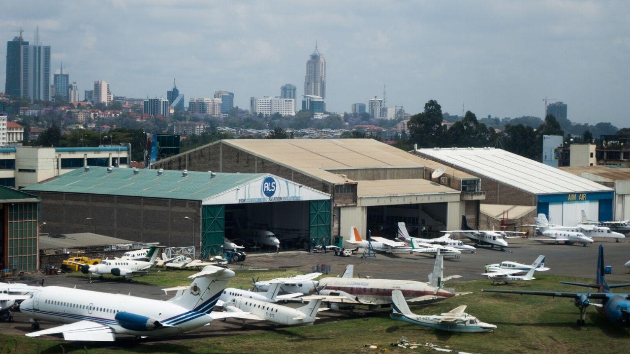International Airport for Tanzania