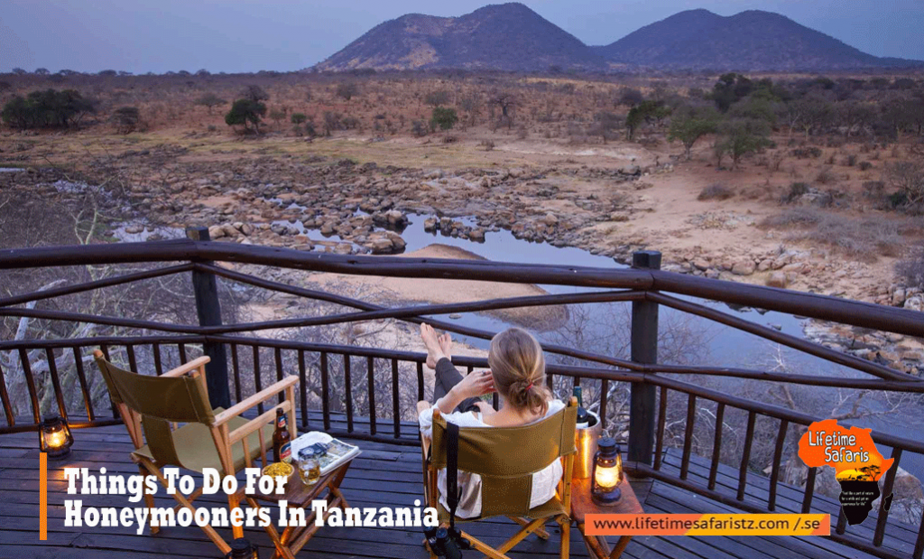 Things To Do For Honeymooners In Tanzania