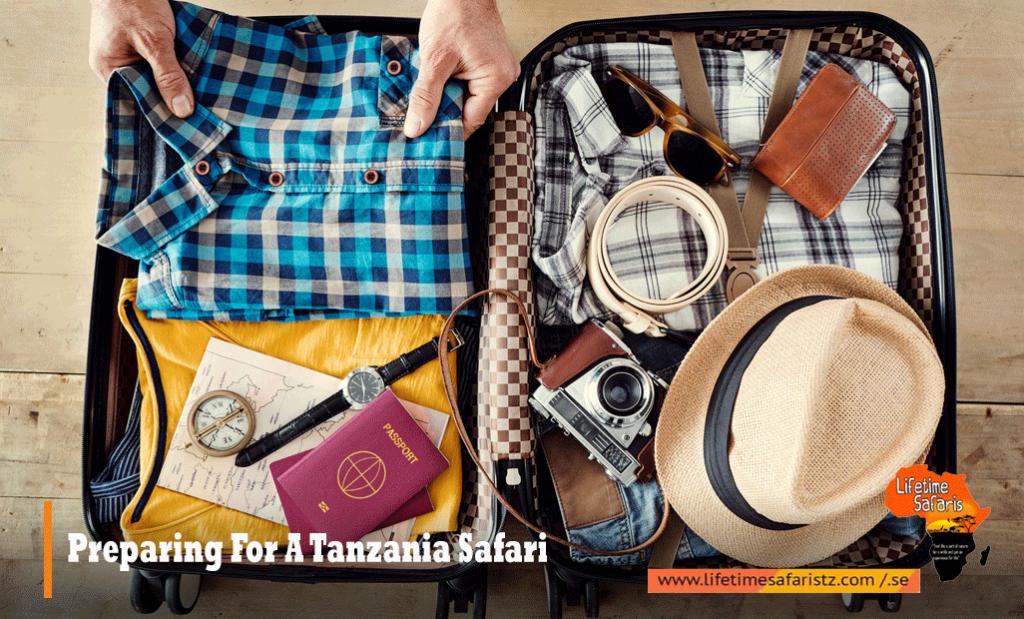 Preparing For A Tanzania Safari