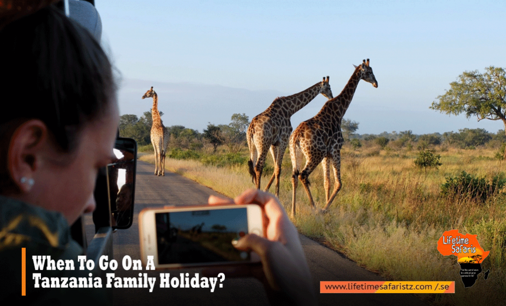 When To Go On A Tanzania Family Holiday