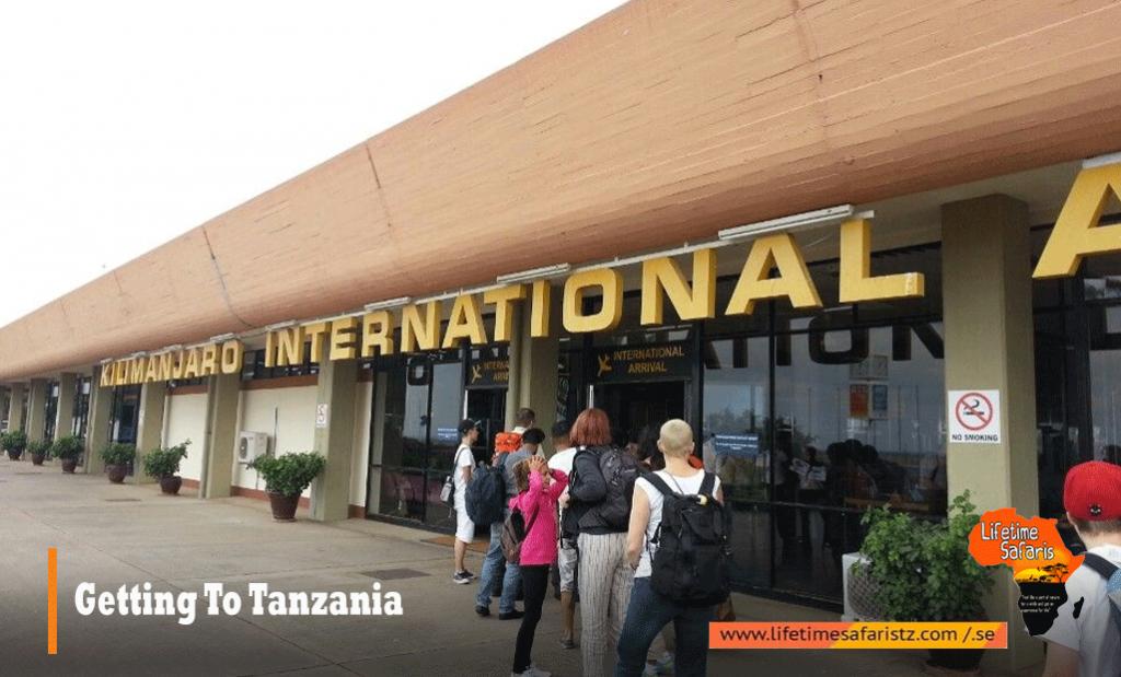 Getting To Tanzania