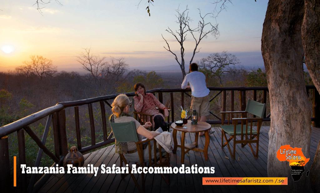 Tanzania Family Safari Accommodations
