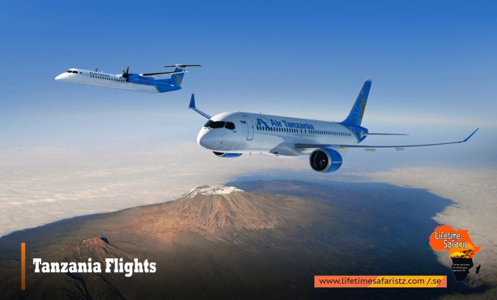 Tanzania Flights