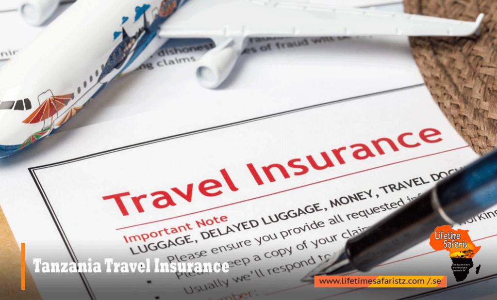 Tanzania Travel Insurance