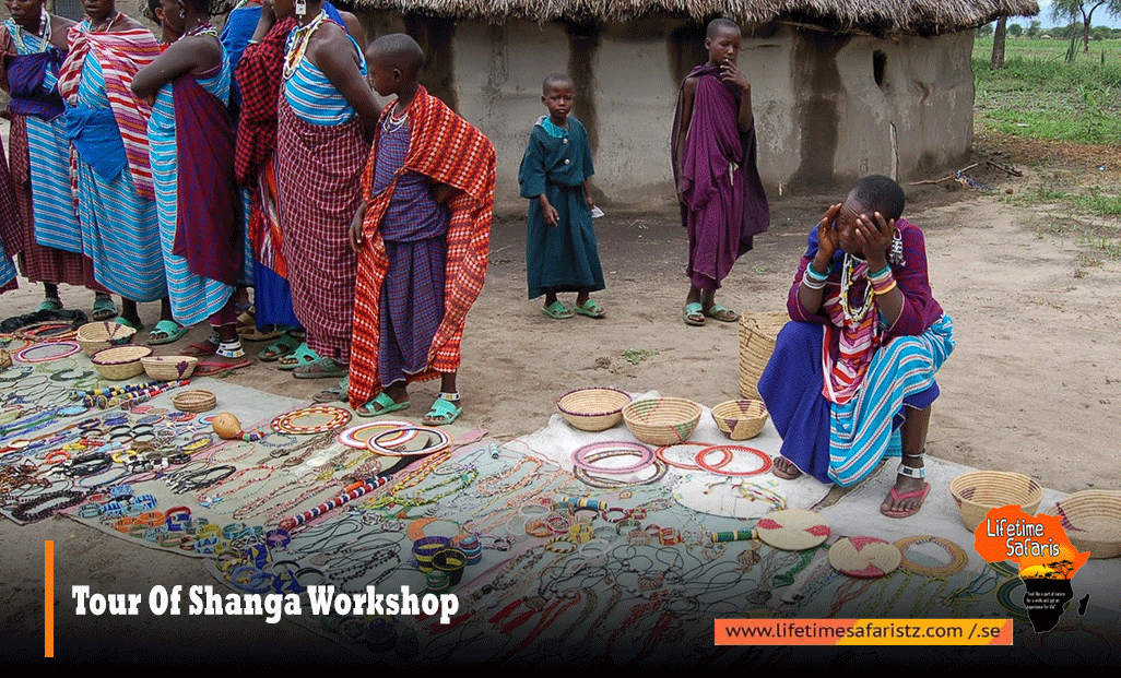 Tour Of Shanga Workshop