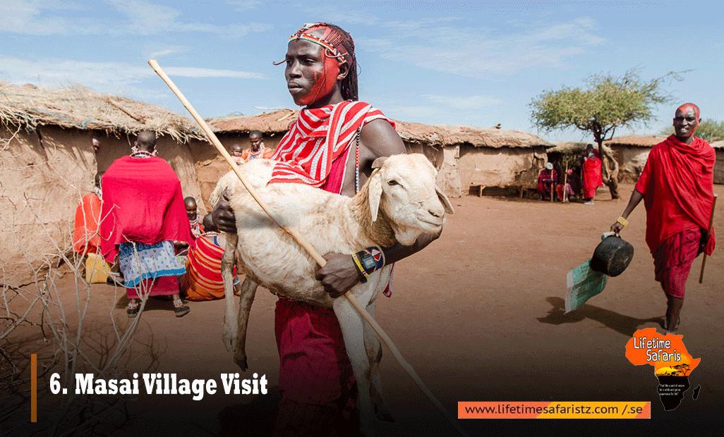Masai-Village-Visit