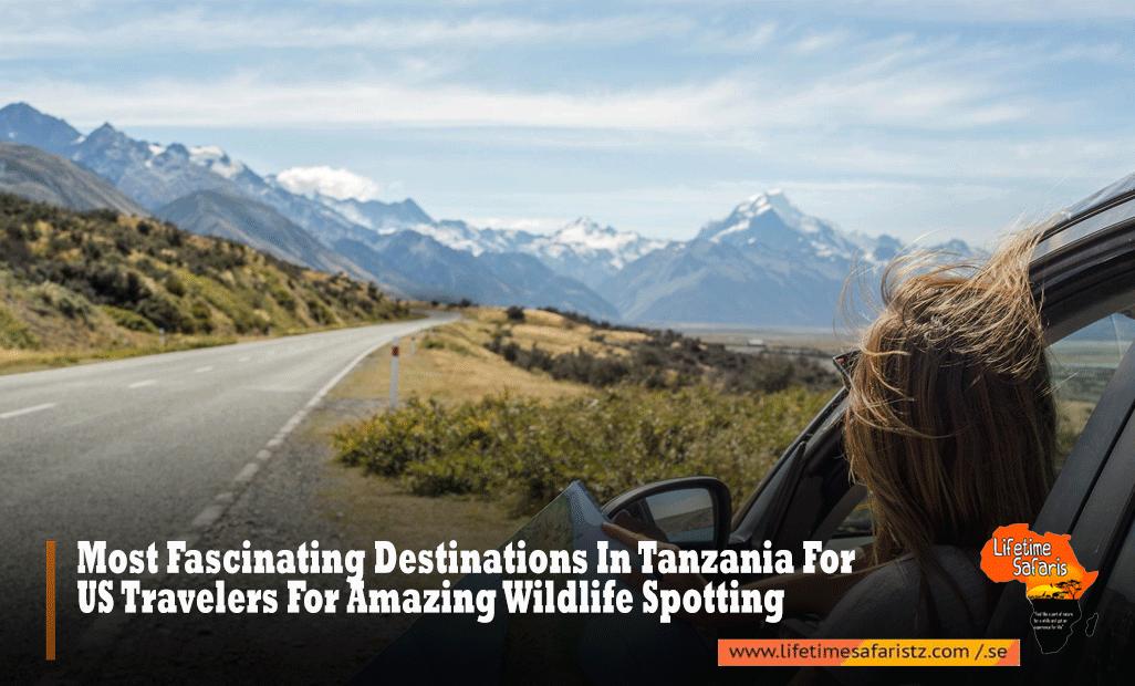 Destinations In Tanzania