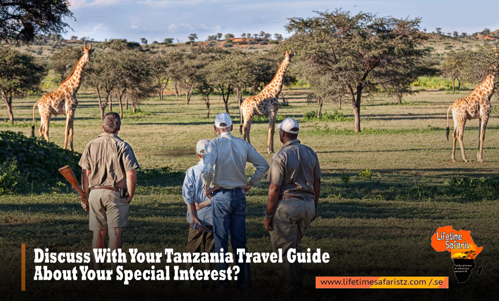 Discuss-With-Your-Tanzania-Travel-Guide-About-Your-Special-Interest