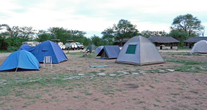 Serengeti Budget Camping Safari
