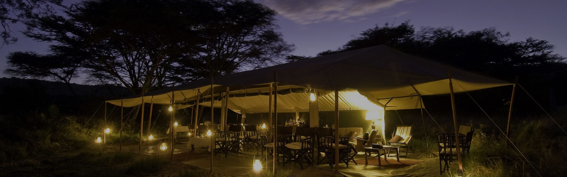 8 Days Tanzania Luxury Bush Safari