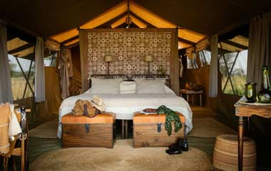 Tanzania Luxury Safari Lodges