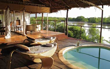 Best Luxury Safari Tanzania